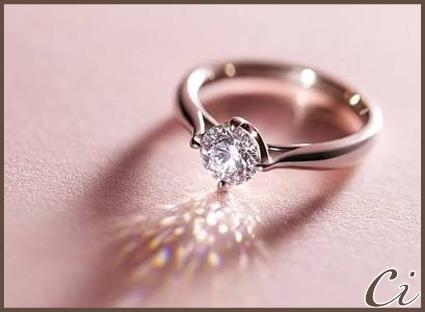 指輪のコピー